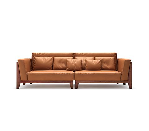 三人沙发 Triple Sofa Y-55