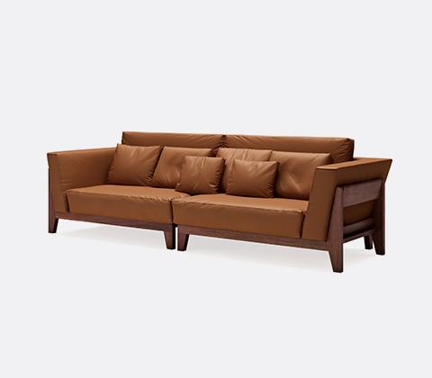 尚倚四人沙发  Y-55