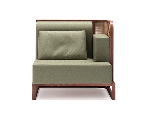 组合沙发   Modular sofa Y-53c1/c2