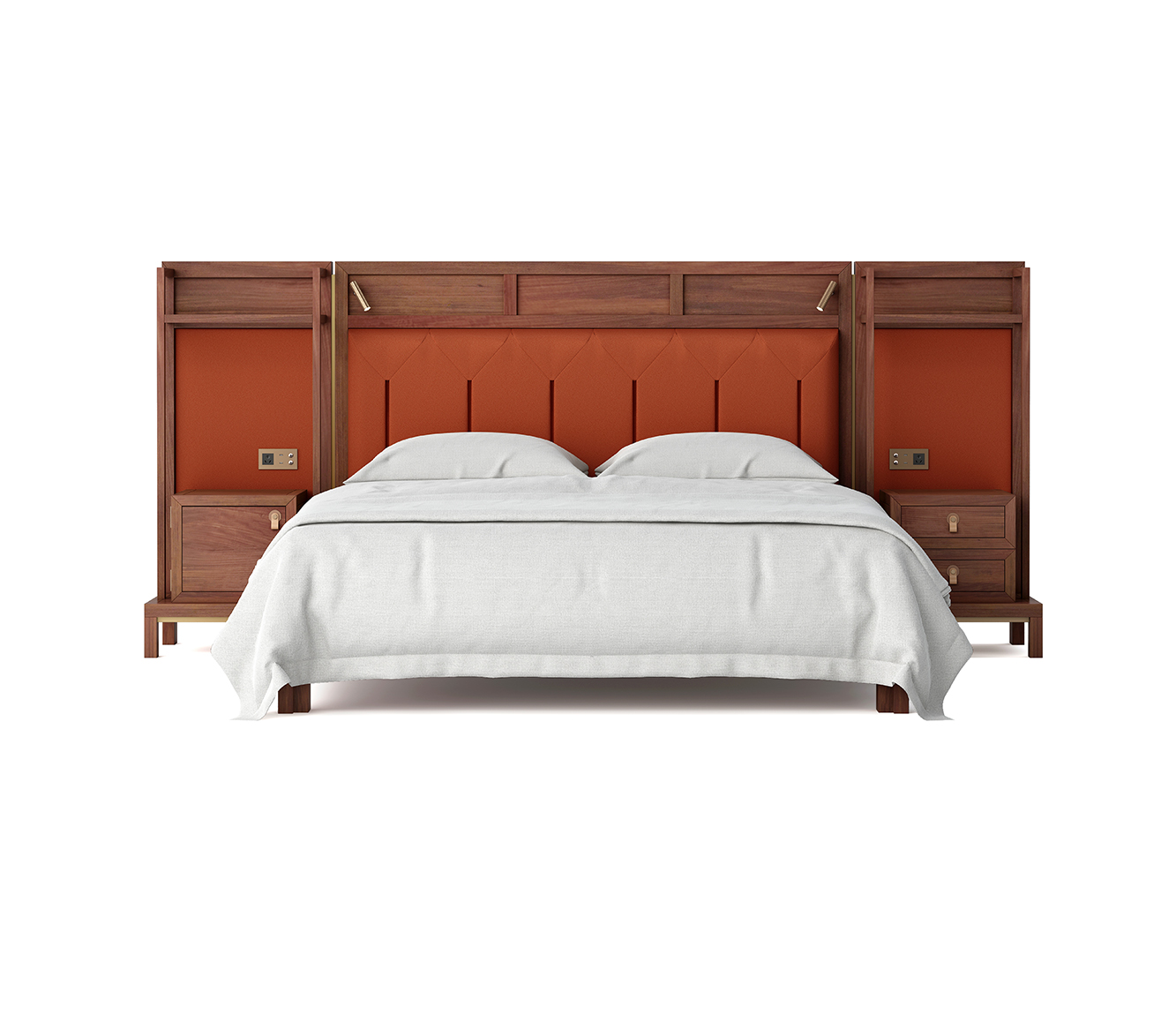 床 Bed  SC-02a / b