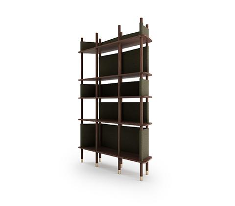 织架  Curio Shelf  B-04b